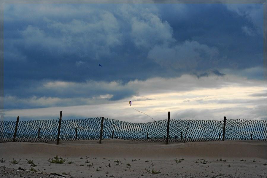 Lecker Drachenfliegen anne Ostsee