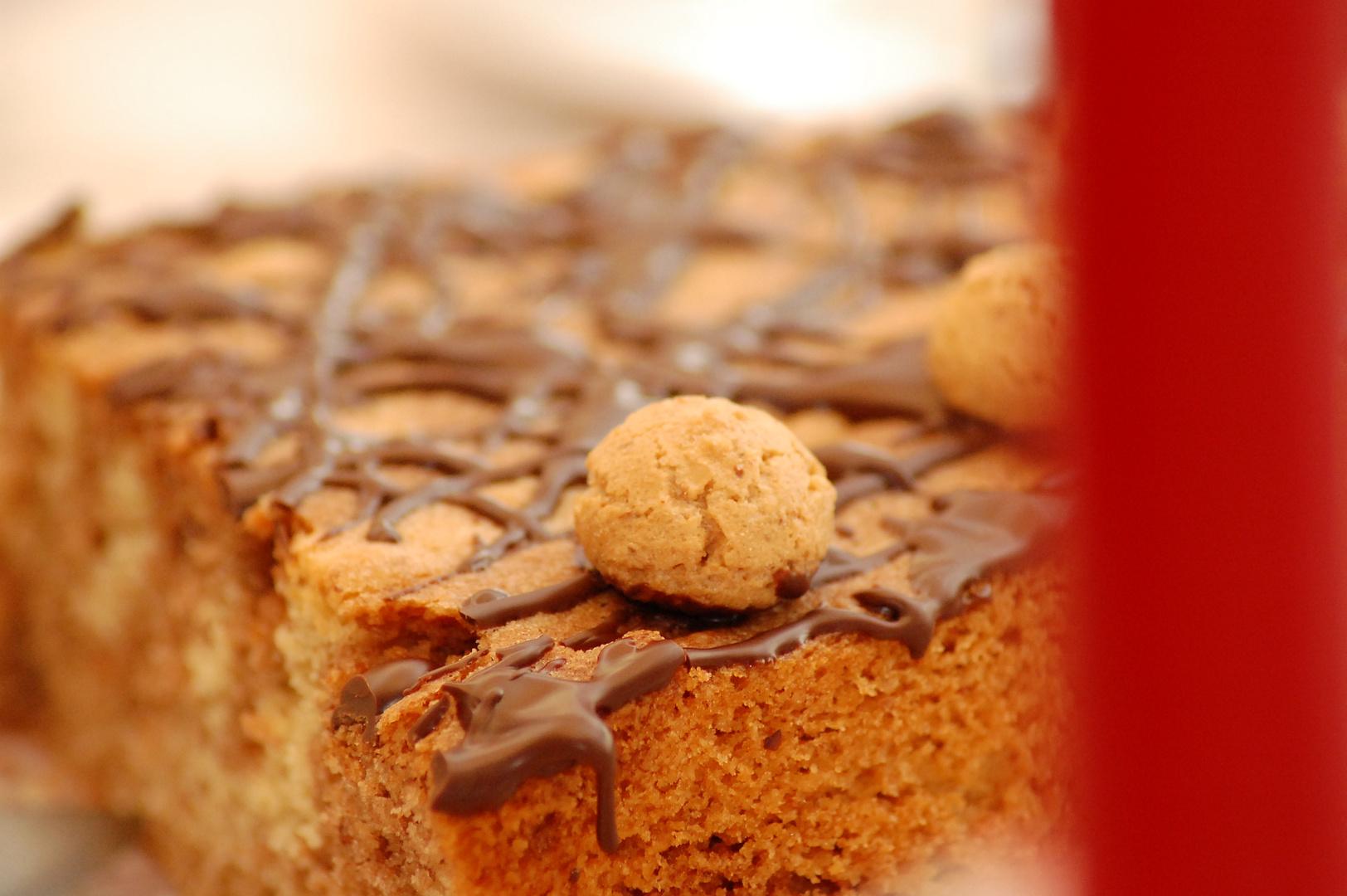 Lecker Kuchen!