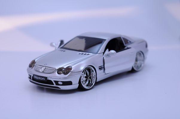 Lecker Mercedes :-)