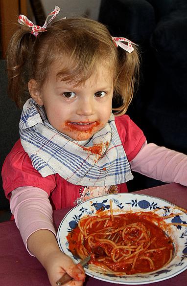 Lecker Spagetti