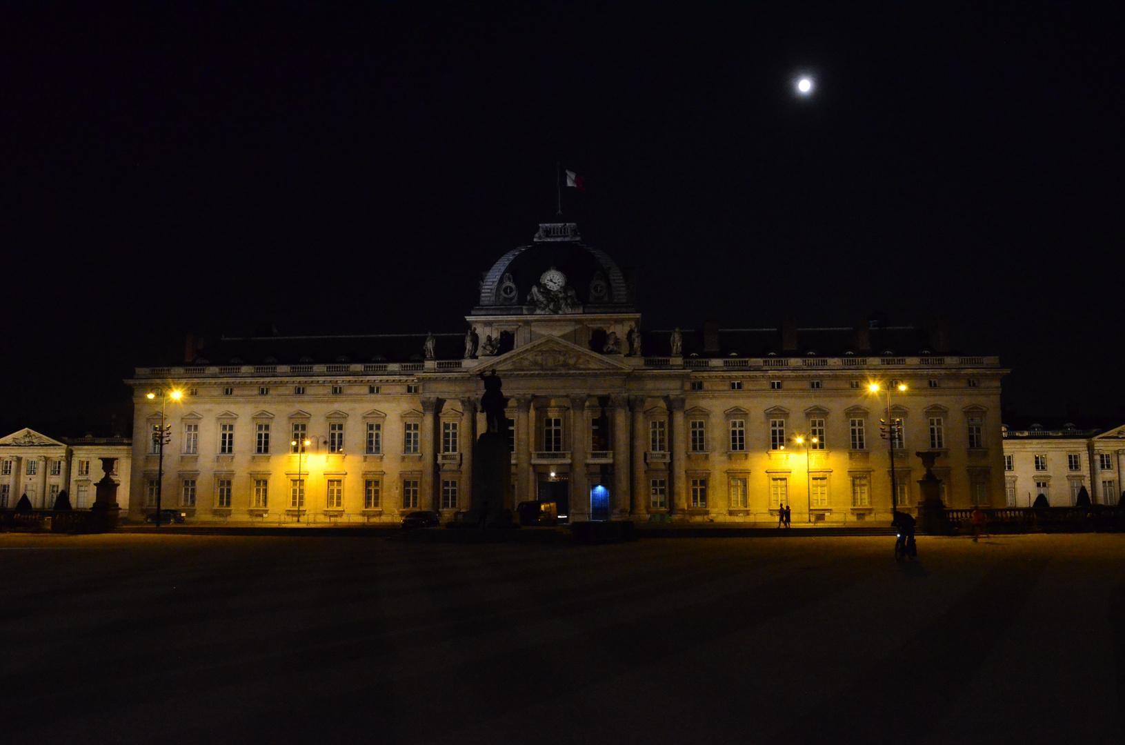 L'école Militaire Paris