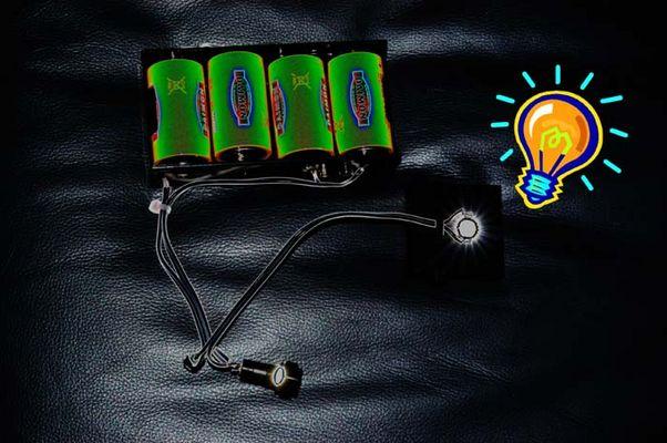 LED 12 Watt 3,6 Volt