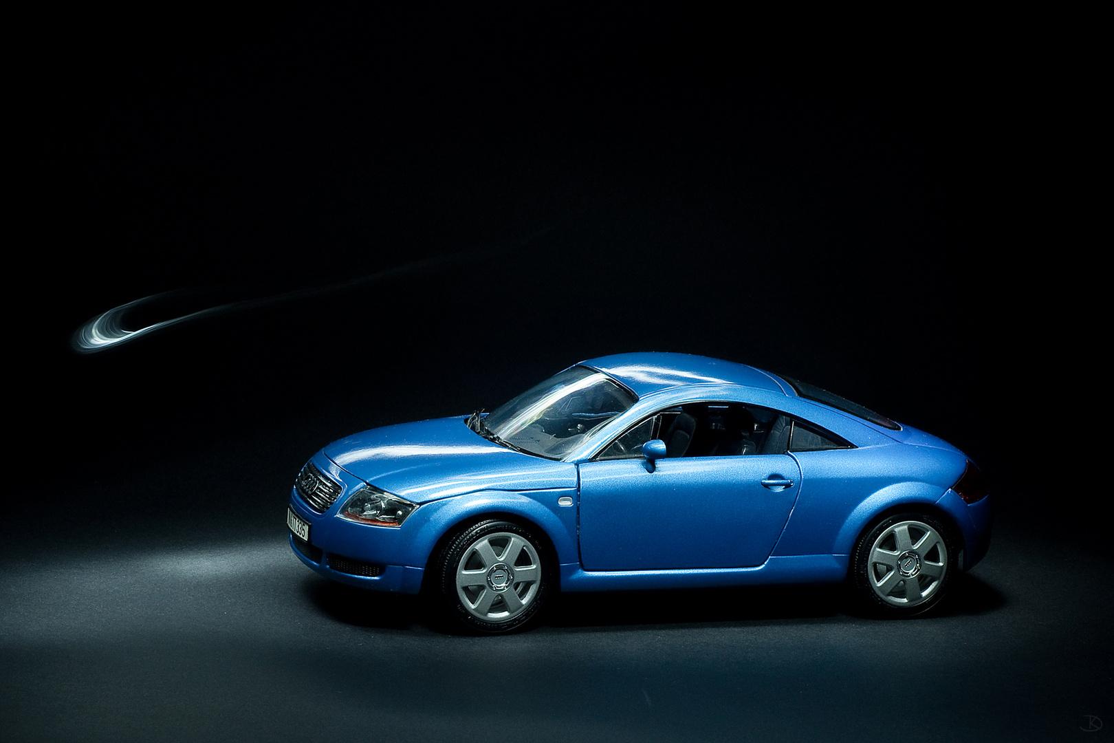 LED auf Audi TT