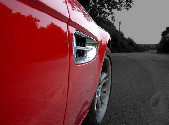 Lederhosen-Ferrari