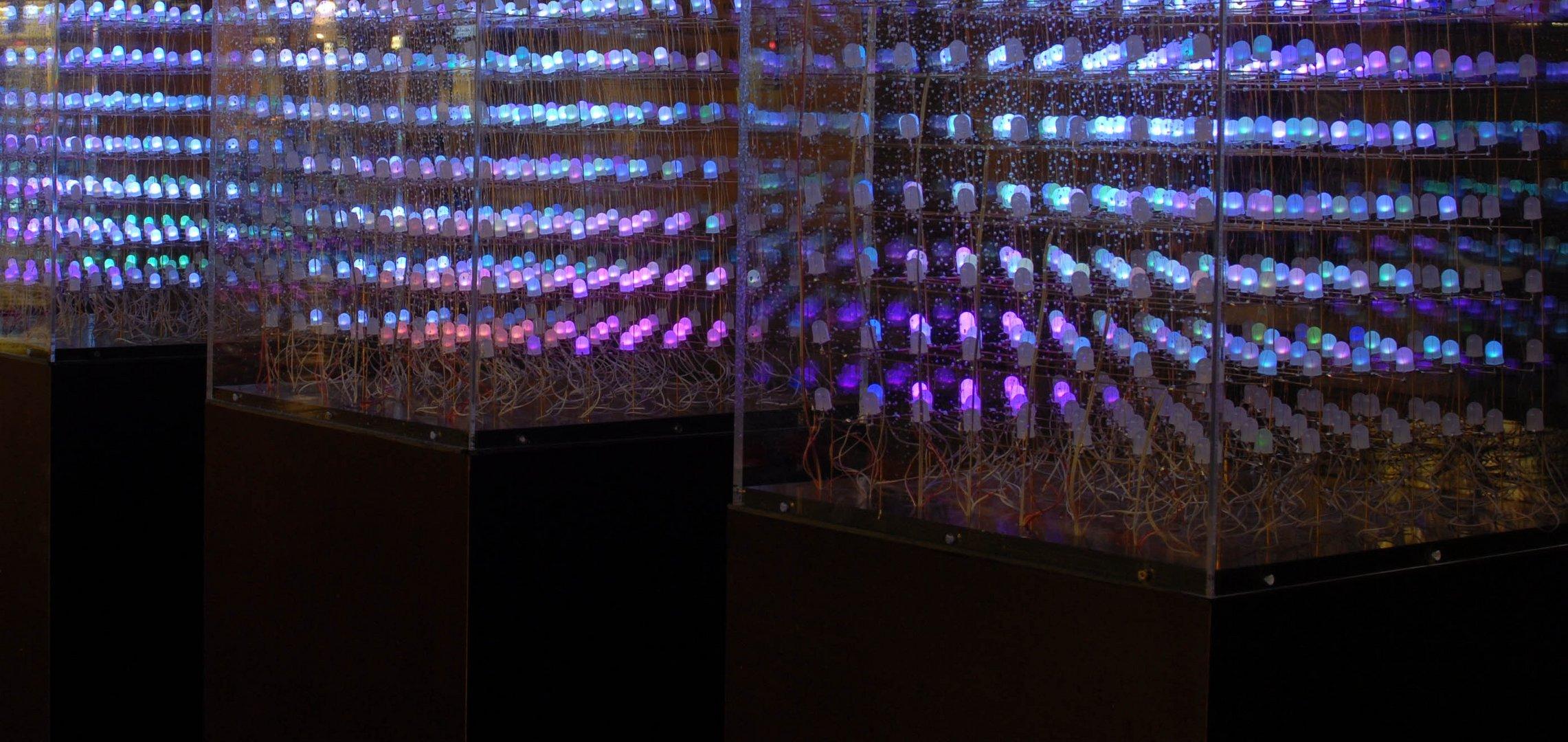 LED's - Luminale 2010