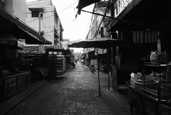 leere in bangkok
