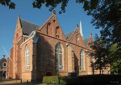 Leeuwarden (NL), Jakobinerkirche