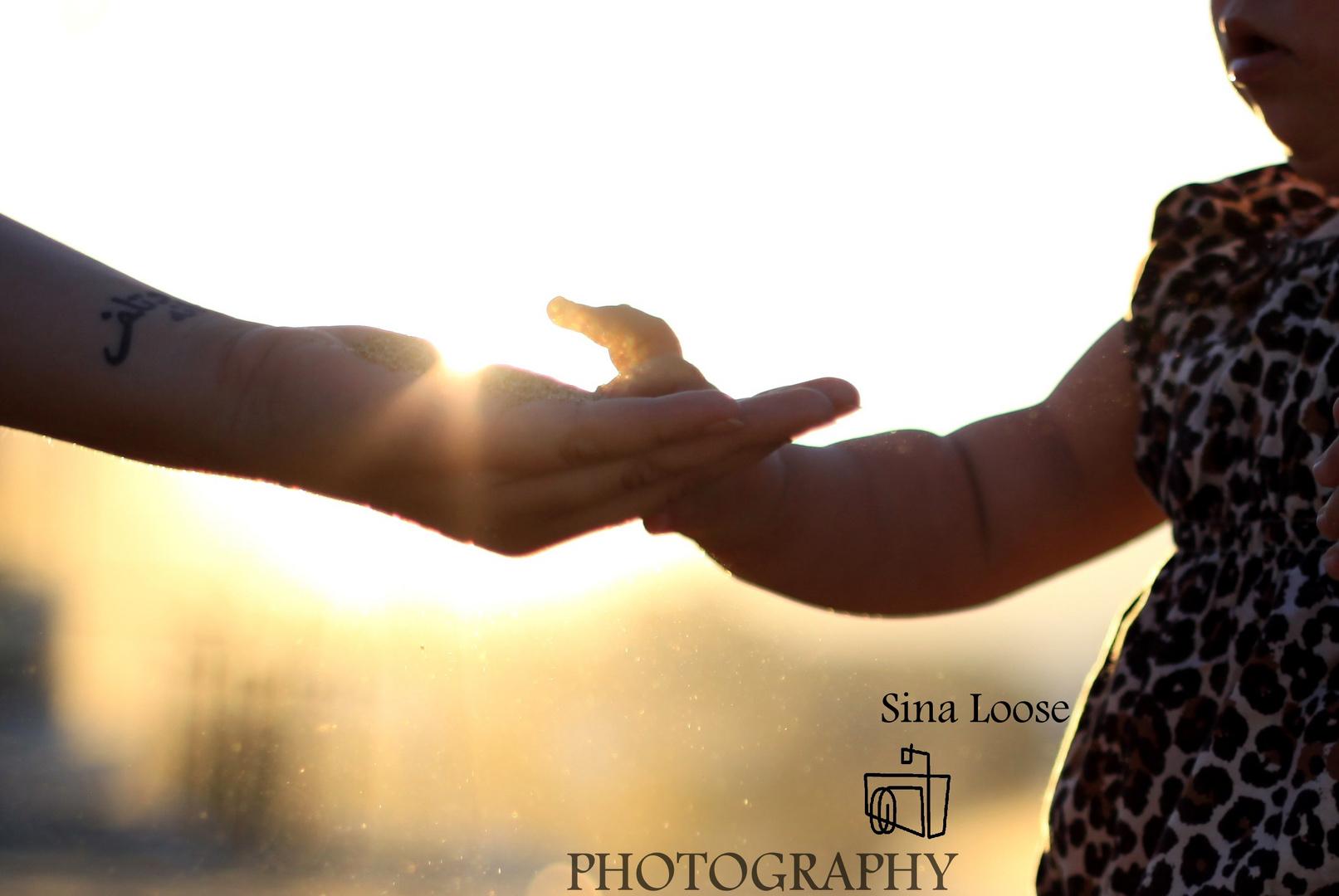 Leg' deine Hand in meine Hände ♥