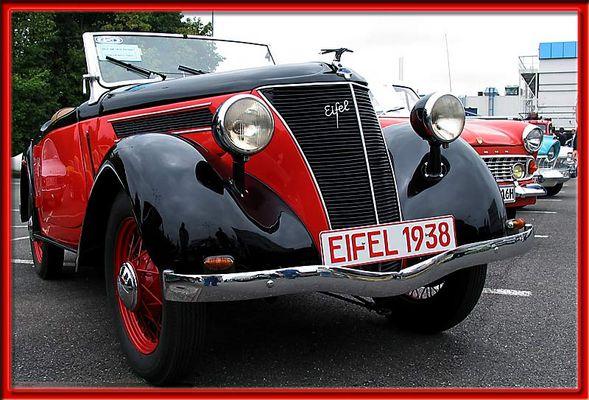 """legendärer Ford """"Eifel"""" von 1938"""