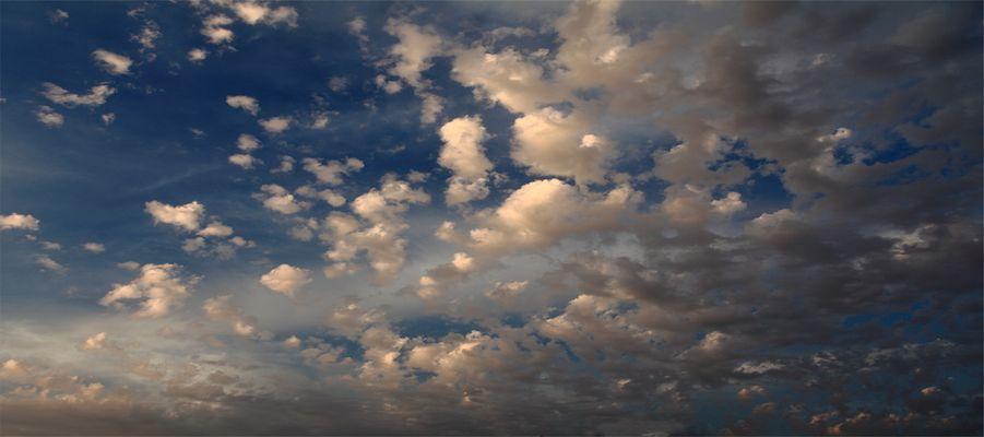 Légèreté des merveilleux nuages