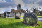 L'église d'Arbonne la Forêt, Seine et Marne