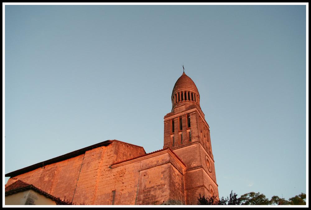 L'église de St Séverin