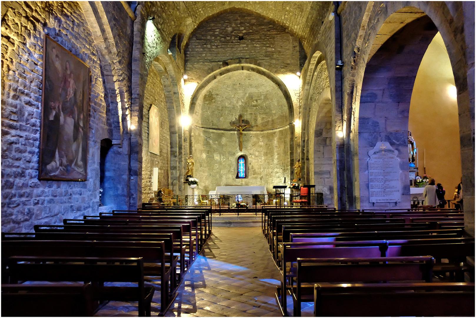 L'église du Castellet (2)