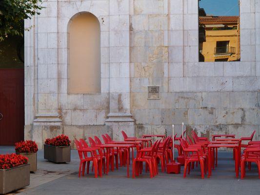 L'Eglise et le Rouge