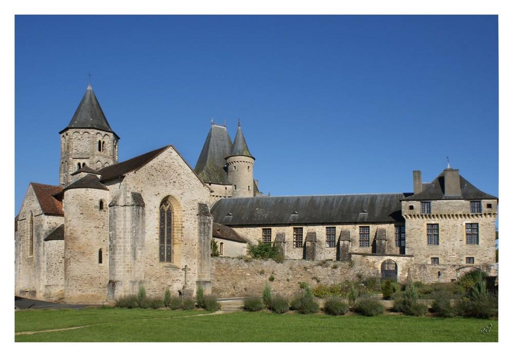 L'église Jumilhac le Grand (Périgord)