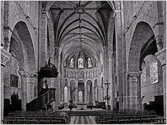 L'église Notre-Dame de Beaugency