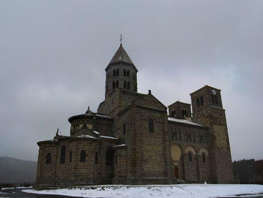 L'église romane de Saint-Nectaire