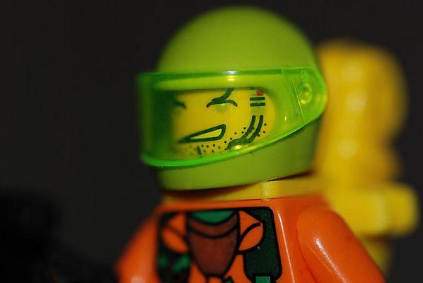 Lego-Bruce