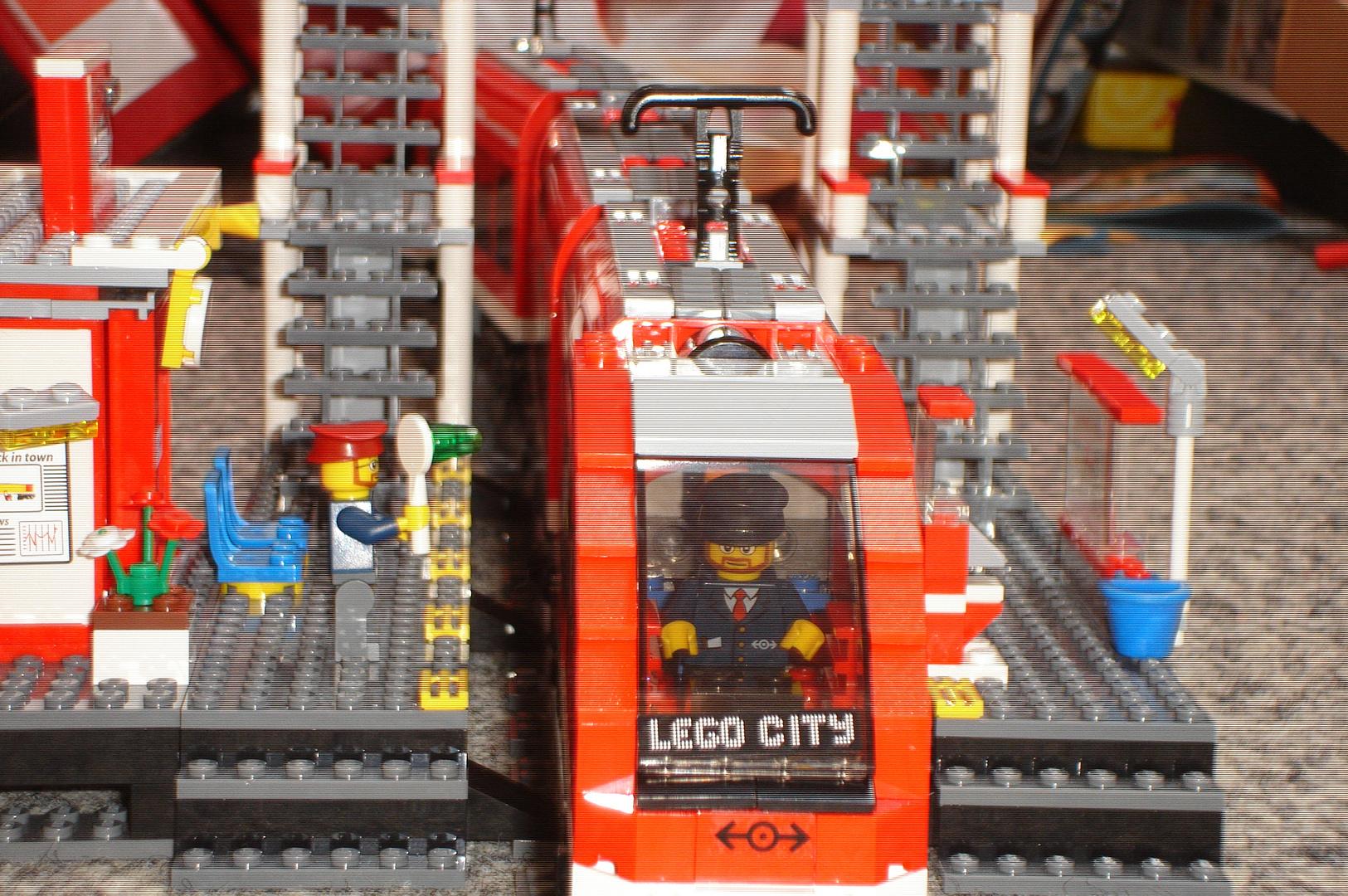 Lego Citti Banhof