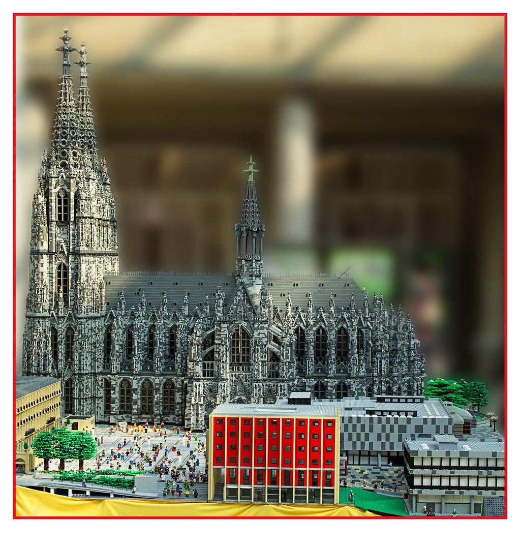 Lego Dom
