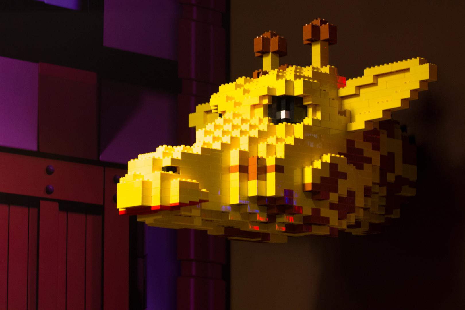 Lego - Giraffe