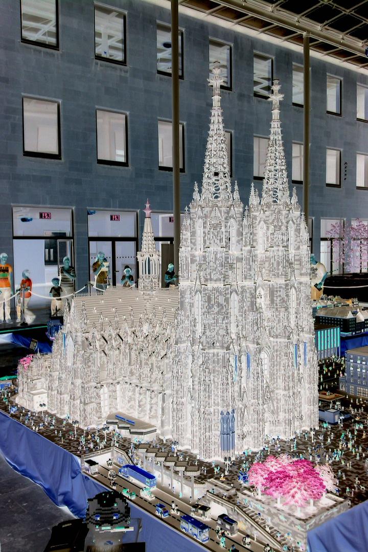 Lego Kölner Dom