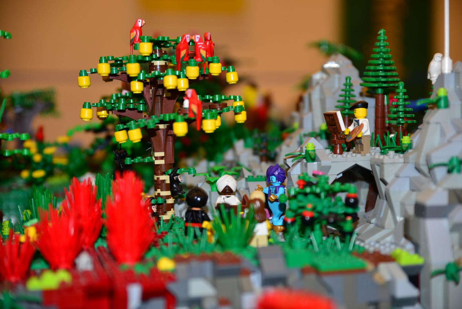 Legoausstellung Bruchsal