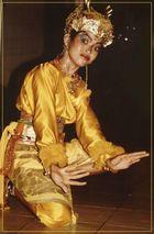 Legong-Tänzerin (Bali)