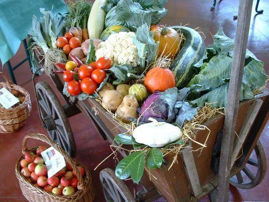 Légumes !