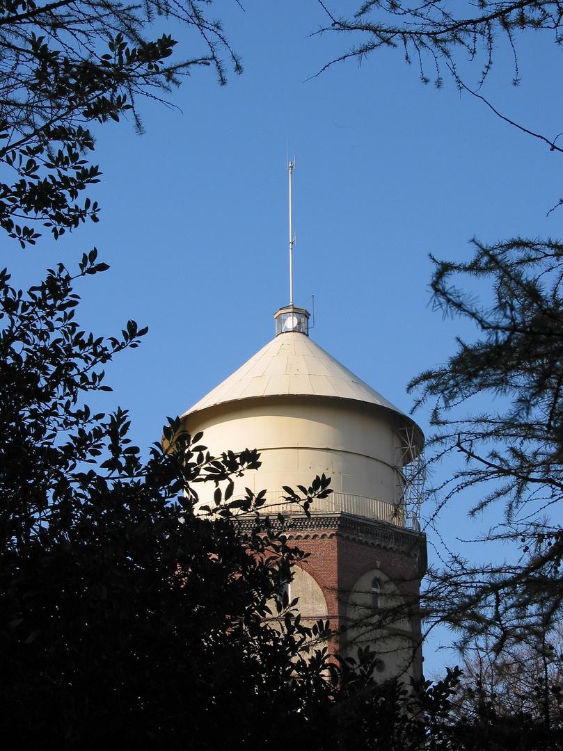 Leher Wasserturm