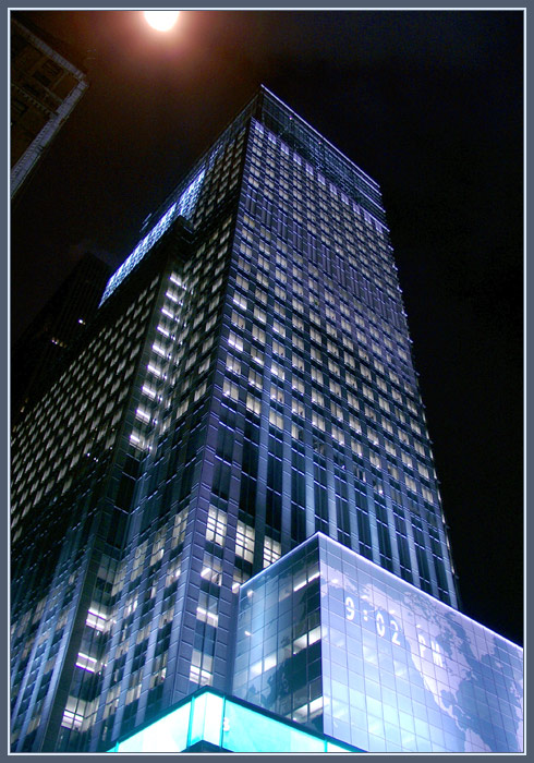 Lehman Brothers Building Part I