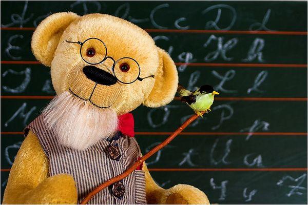Lehrer Schlau....