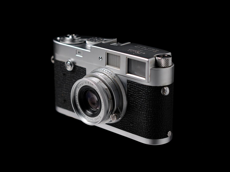 Leica M1 1959 - 1964