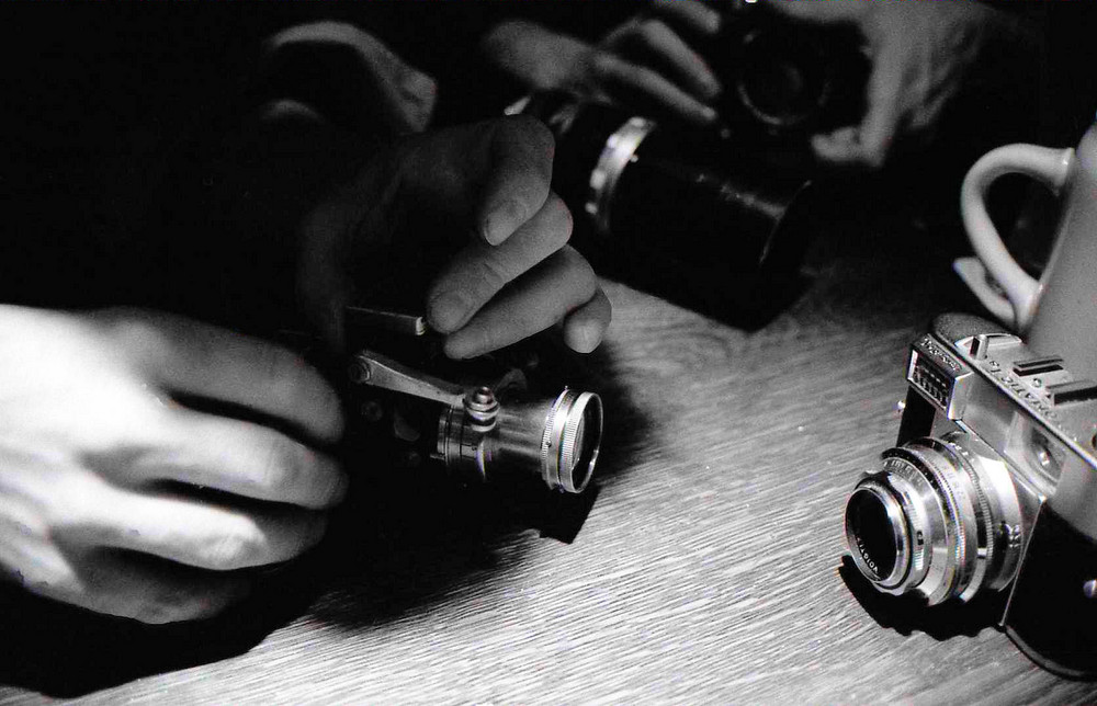 Leica meets Voigtländer