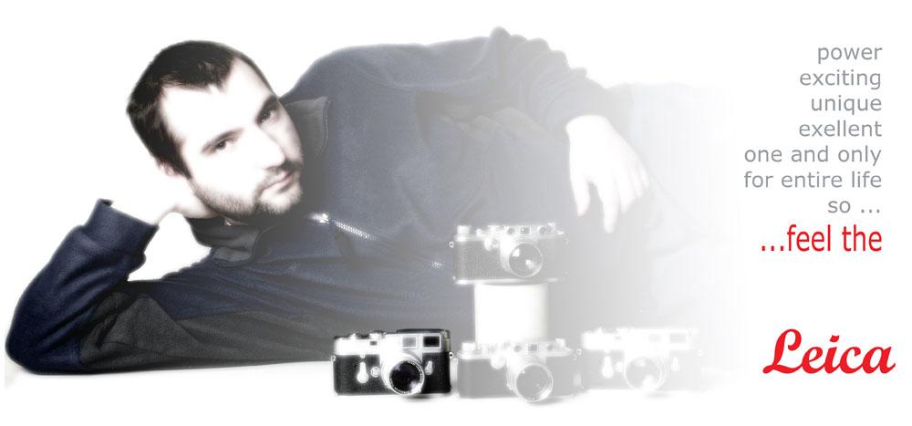 Leica&Photographer= :)