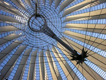Potsdamer Platz / Sony Center