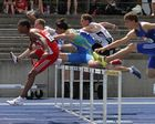 Leichtathletik - 110m Hürden Jugend B
