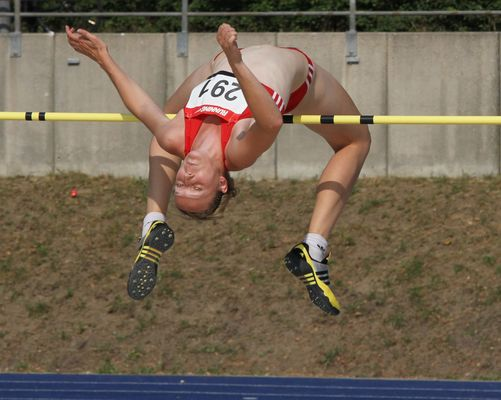Leichtathletik - Annett Engel