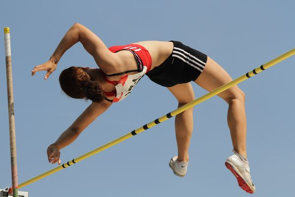 Leichtathletik - unkonventionell, aber drüber