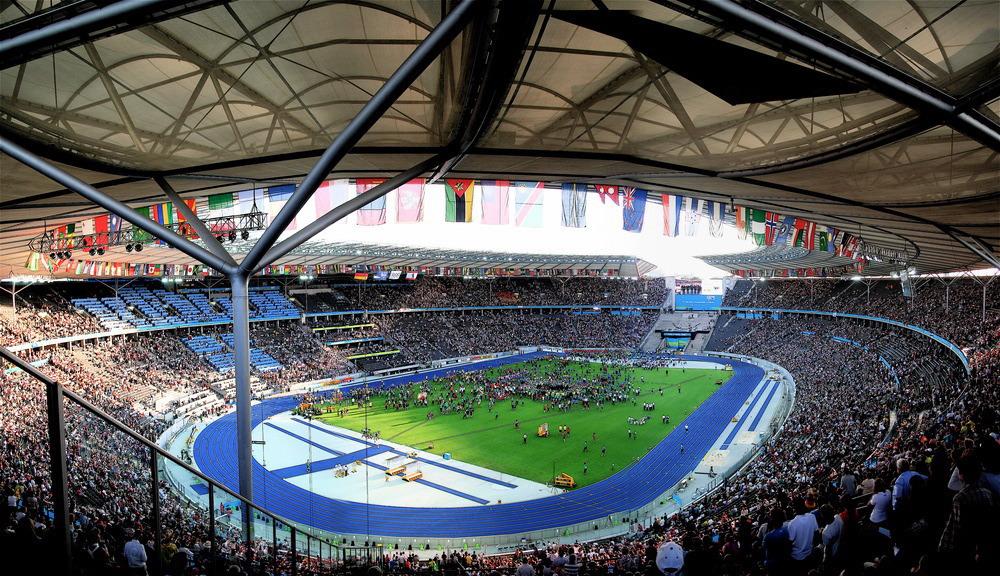 Leichtathletik WM 2009