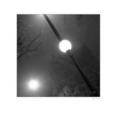 Leichter Nebel