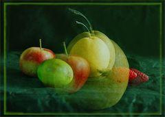 Leichtes Obst -Frutas livianas
