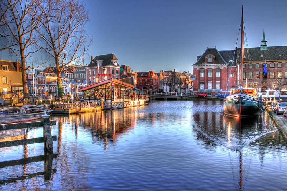 Leiden in HDR
