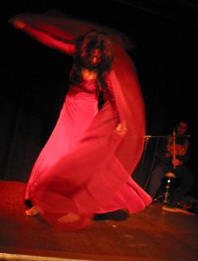 Leidenschaft in Tanz und Trance