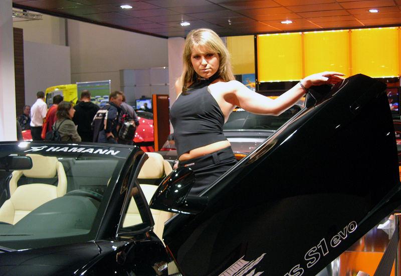 Leider vorbei - die Motorshow in Essen