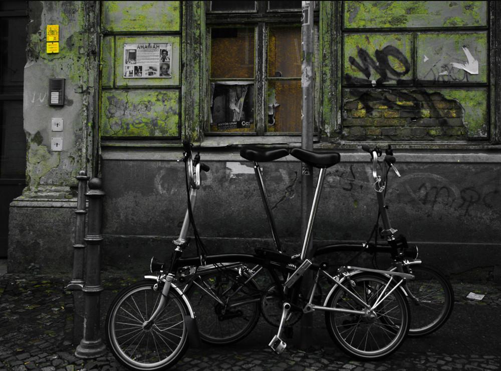 Leihräder in Berlin