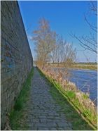 Leinpfad an der Ruhr