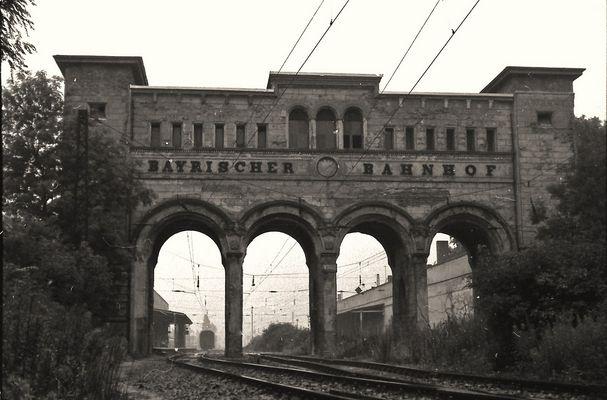 Leipzig Bayrischer Bahnhof