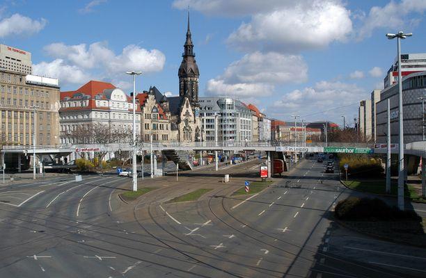 Leipzig - Blaues Wunder