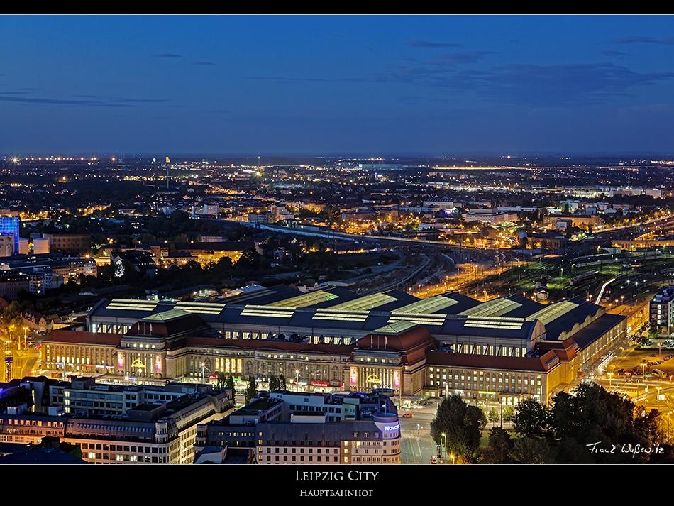 Leipzig City - Hauptbahnhof